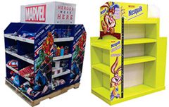 cardboard display manufacturer