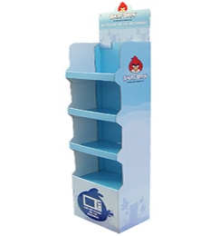 Simply Assembled Toys Display Racks